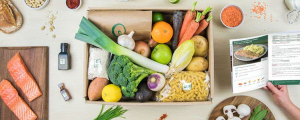 box alimentaires