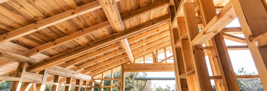 maison en ossatures bois