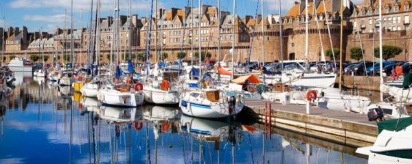 vacances à Saint-Malo