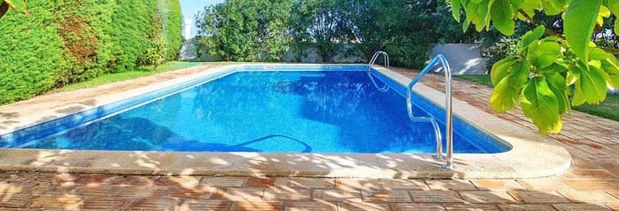 Vente de piscine