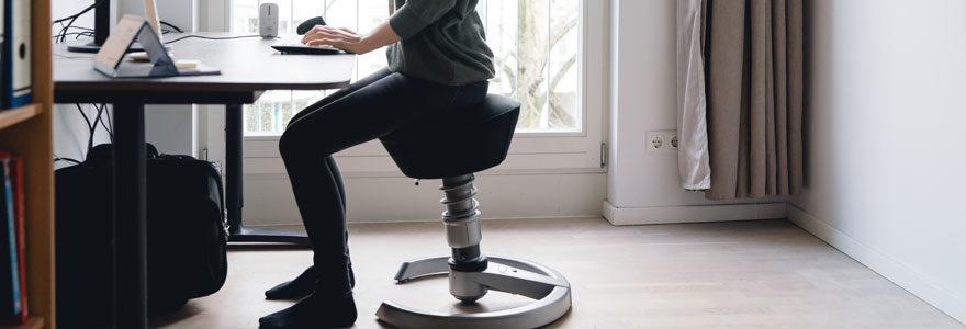 Siège assis debout